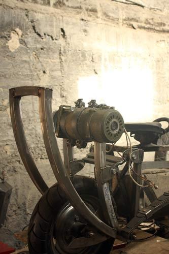 Steampunk Trike I (Фото 13)