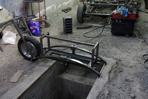 Steampunk Trike I (Фото 6)