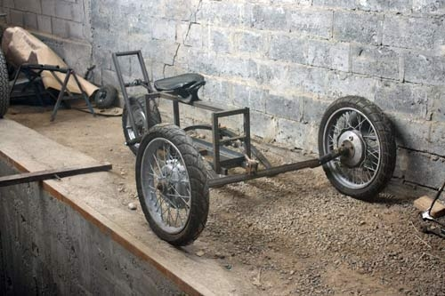 Steampunk Trike I (Фото 7)