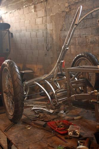 Steampunk Trike I (Фото 18)