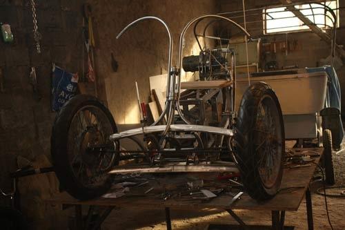 Steampunk Trike I (Фото 17)