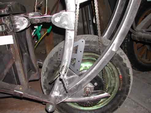 Steampunk Trike I (Фото 14)