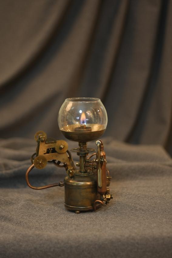 Керосиновая лампа №1 (Фото 2)