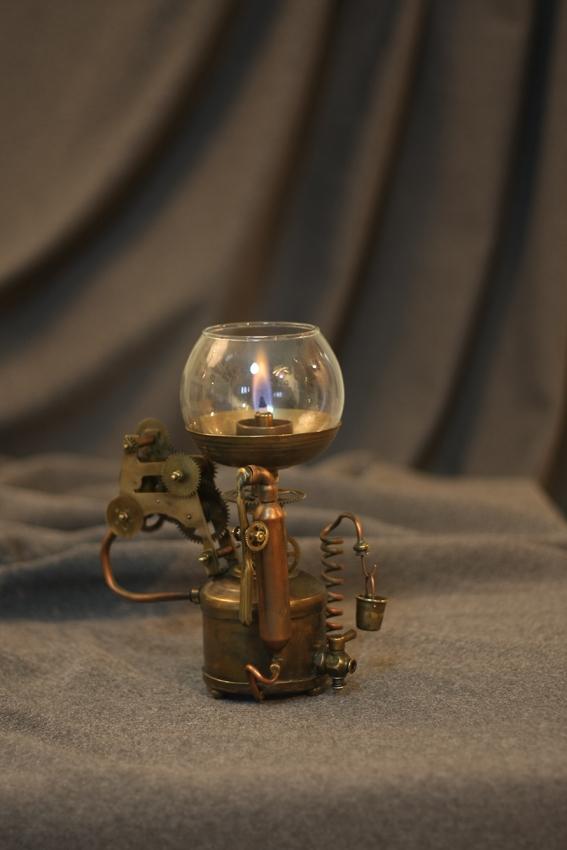 Керосиновая лампа №1 (Фото 4)