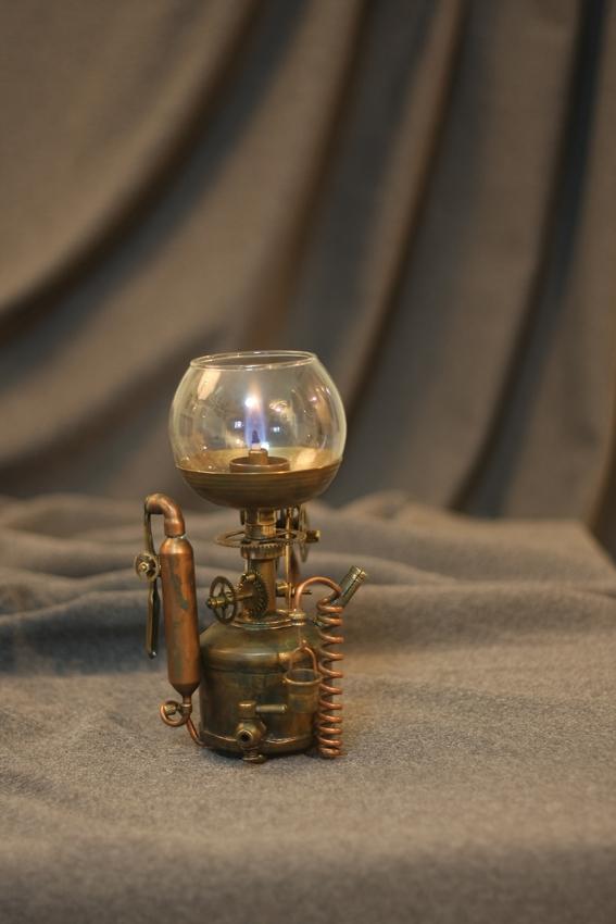 Керосиновая лампа №1 (Фото 3)