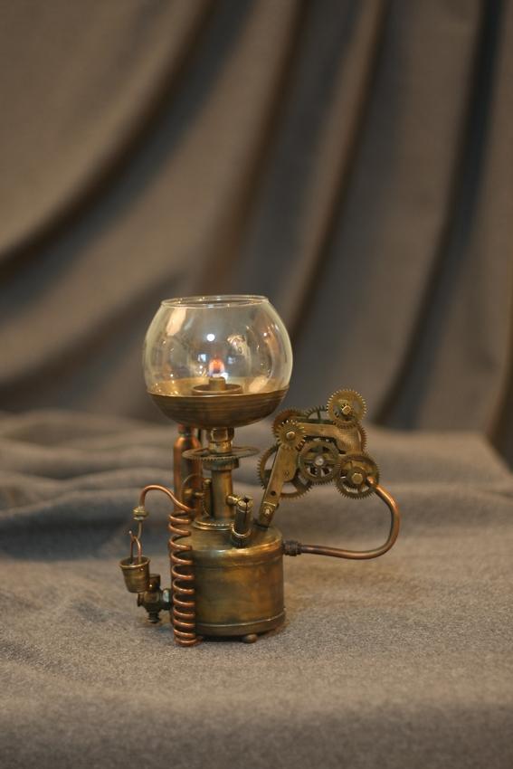 Керосиновая лампа №1
