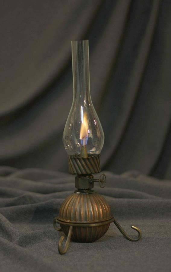 Керосиновая лампа №2