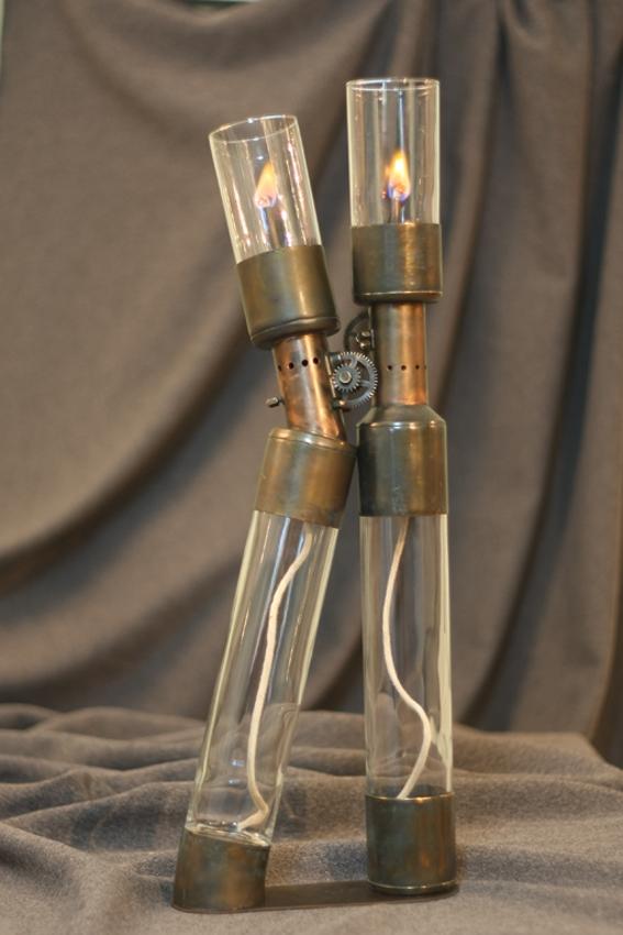 Керосиновые лампы №4 и №5