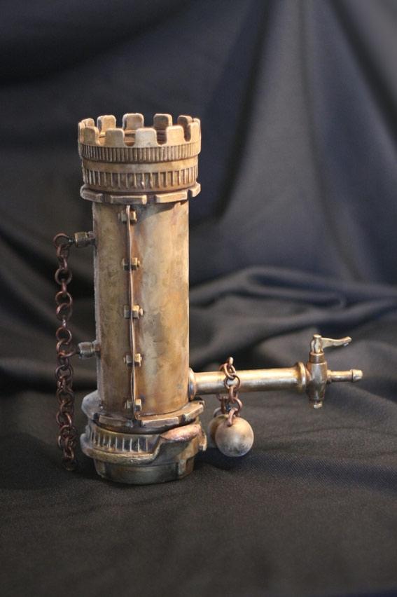 Охладитель для горячительных напитков. (Фото 2)