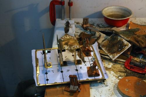 Steampunk Trike III завершение (Фото 30)