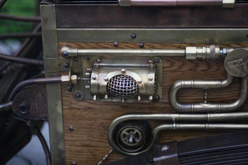Steampunk Trike III завершение (Фото 45)