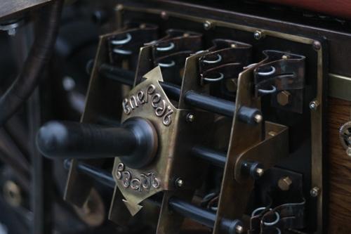 Steampunk Trike III завершение (Фото 34)