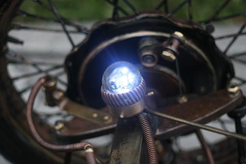Steampunk Trike III завершение (Фото 15)
