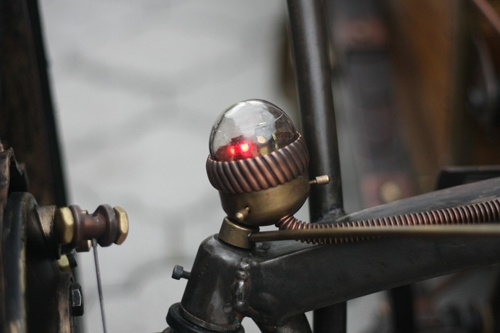 Steampunk Trike III завершение (Фото 16)