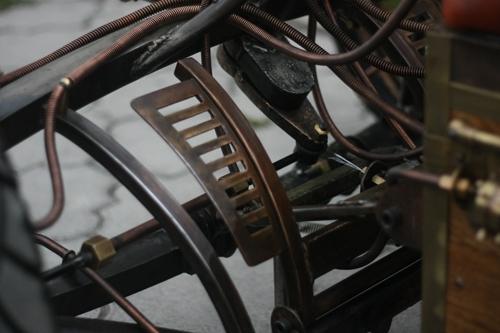 Steampunk Trike III завершение (Фото 55)