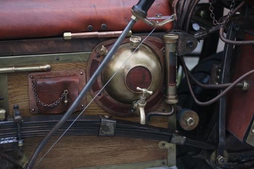 Steampunk Trike III завершение (Фото 41)