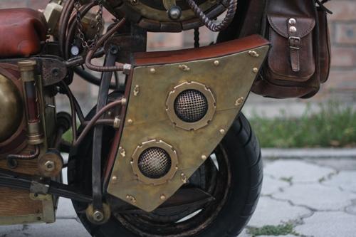 Steampunk Trike III завершение (Фото 72)