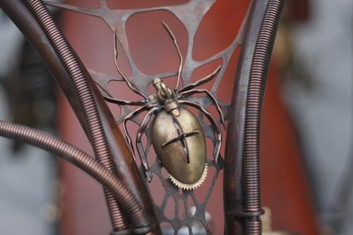 Steampunk Trike III завершение (Фото 81)