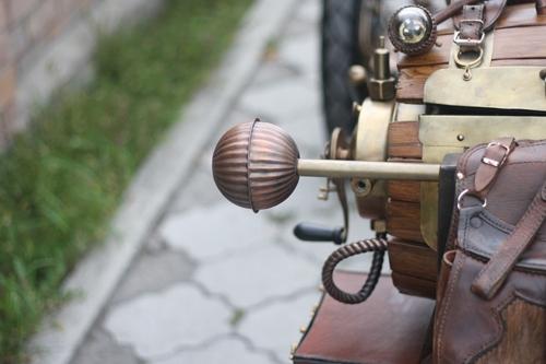 Steampunk Trike III завершение (Фото 18)