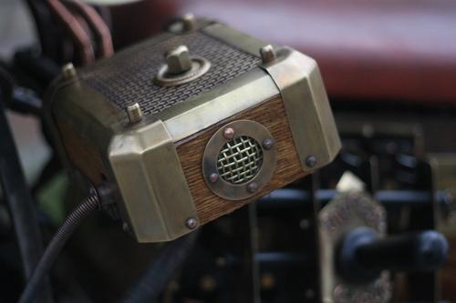 Steampunk Trike III завершение (Фото 60)