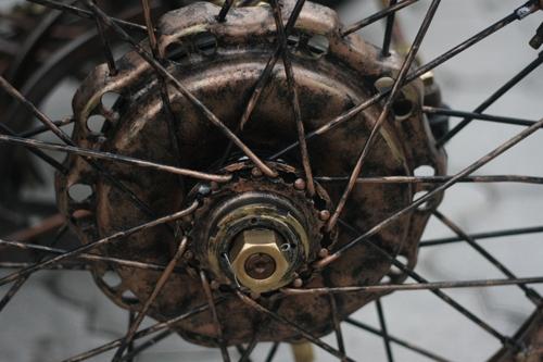 Steampunk Trike III завершение (Фото 53)