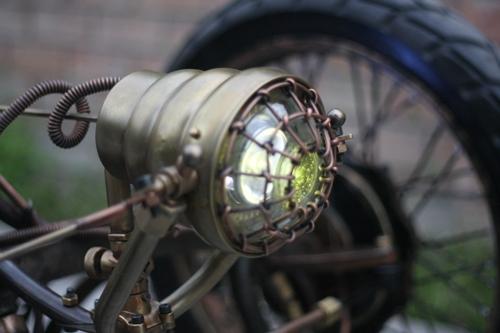 Steampunk Trike III завершение (Фото 8)