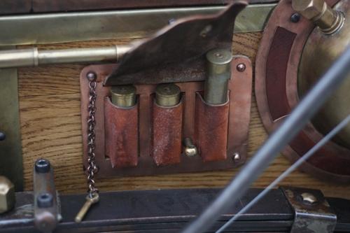 Steampunk Trike III завершение (Фото 44)