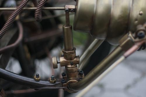 Steampunk Trike III завершение (Фото 11)