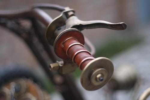 Steampunk Trike III завершение (Фото 77)