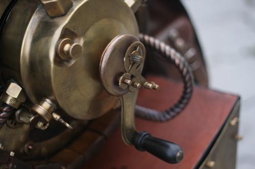 Steampunk Trike III завершение (Фото 75)