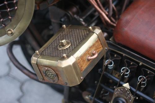 Steampunk Trike III завершение (Фото 62)