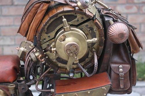 Steampunk Trike III завершение (Фото 76)