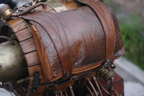 Steampunk Trike III завершение (Фото 38)