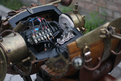 Steampunk Trike III завершение (Фото 65)