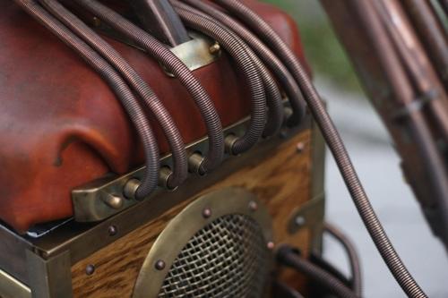 Steampunk Trike III завершение (Фото 23)