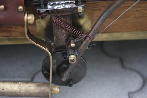 Steampunk Trike III завершение (Фото 49)