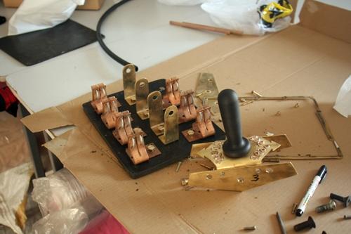 Steampunk Trike III завершение (Фото 31)
