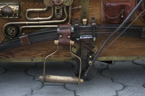 Steampunk Trike III завершение (Фото 47)