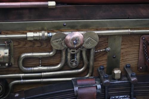 Steampunk Trike III завершение (Фото 46)