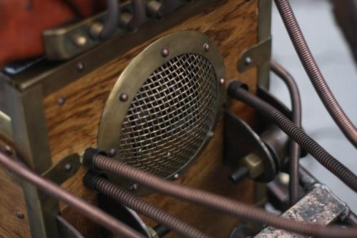 Steampunk Trike III завершение (Фото 24)