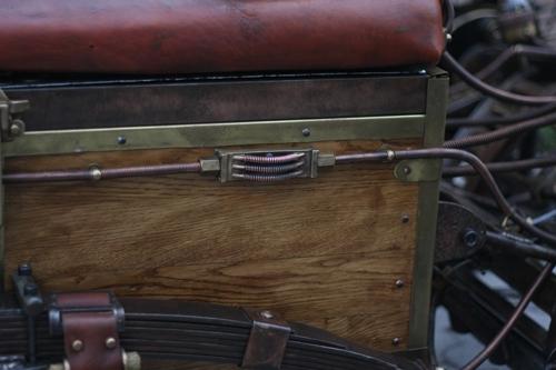 Steampunk Trike III завершение (Фото 52)