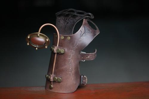 Steampunk Trike III завершение (Фото 96)