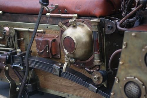 Steampunk Trike III завершение (Фото 42)
