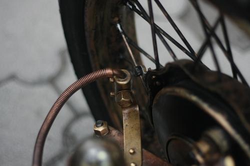 Steampunk Trike III завершение (Фото 25)