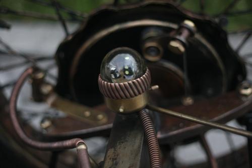 Steampunk Trike III завершение (Фото 14)