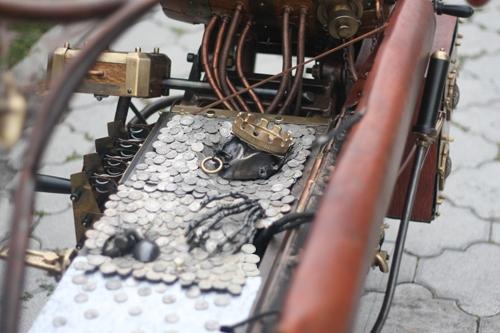 Steampunk Trike III завершение (Фото 83)