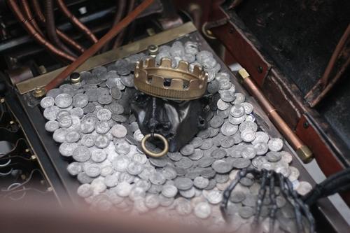 Steampunk Trike III завершение (Фото 85)