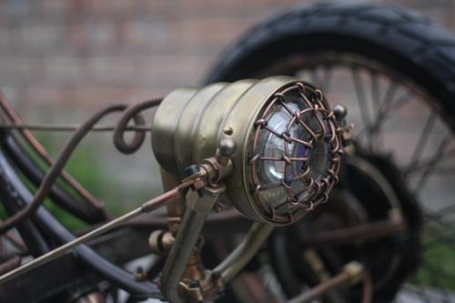 Steampunk Trike III завершение (Фото 9)