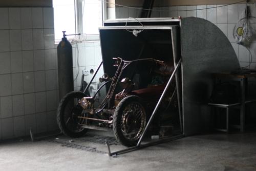 Steampunk Trike III завершение (Фото 98)