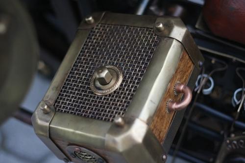 Steampunk Trike III завершение (Фото 61)